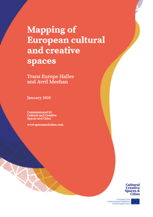 Mapping of Cultural and Creative Spaces Picture